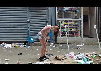 Streets of Philadelphia, Kensington Avenue, What happened today, Aug, 2021.