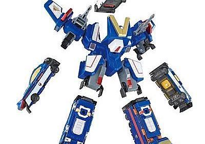 ロボットが四肢を接続してく合体方法いいよね…:ろぼ速VIP