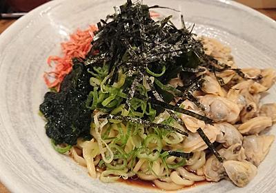 【新橋】「魚がしそば」 グルメレポ!お寿司屋さんが作った「まぜソバ」を食す - くろたんの東京グルメ食べ歩き道