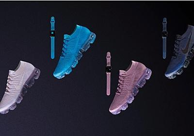 Apple Watchに夏の装い。「Nikeスポーツバンド」に新色登場|ギズモード・ジャパン