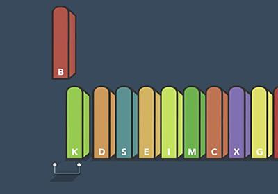 バラバラの本を最速で五十音順に並べ替える方法「クイック・ソート」 | ライフハッカー[日本版]