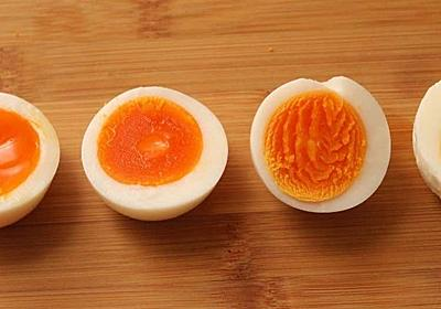完璧なゆで卵の作り方|樋口直哉(TravelingFoodLab.)|note