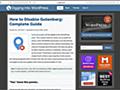 Gutenbergの準備がまだの人に、WordPressのGutenbergを無効化する方法のまとめ | コリス