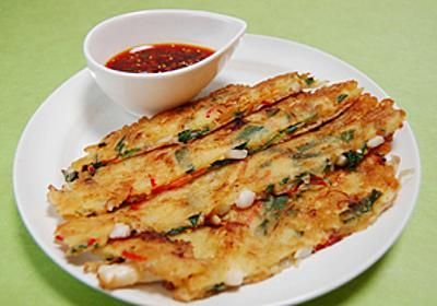 ヘムルパジョン(海鮮チヂミ)の作り方 | 韓国料理レシピ