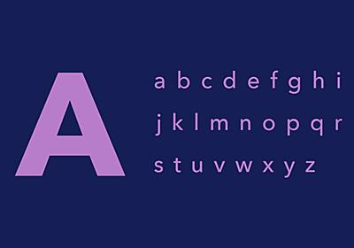 人気フォントは時代を表す!?現役デザイナーが選ぶ、好きなフォントランキングTOP10+おまけ。|デザイナードラフトReport