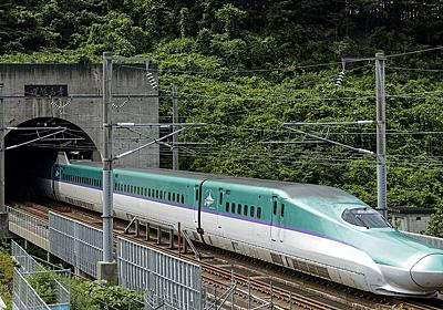 青函トンネル、ついに新幹線が「速度向上」へ | 新幹線 | 東洋経済オンライン | 経済ニュースの新基準