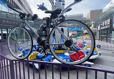 ファーウェイの天才少年が開発をした自律走行する自転車。一人で4ヶ月で開発 - 中華IT最新事情