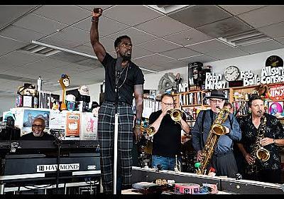 Tower of Power: NPR Music Tiny Desk Concert
