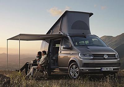 【新車 並行輸入 限定3台】VW純正オールインワンキャンパー、T6 カリフォルニア オーシャン 2.0BiTDi 204ps 7DSG 4モーションを特価販売!