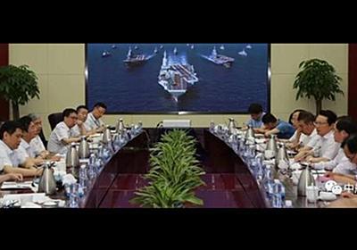 CNN.co.jp : 中国で開発中の空母、電磁式カタパルト搭載か 軍サイトに掲載