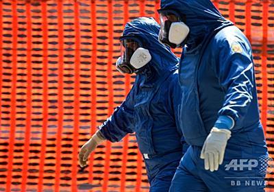 イタリアへ派遣のロシア医療チームにスパイ存在?報道めぐり両国が舌戦 写真10枚 国際ニュース:AFPBB News