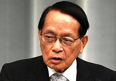 内閣方針に「東日本大震災からの復興」記載なし 平沢氏「たまたまそうなった」 - 毎日新聞