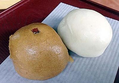 【孤独のグルメ】江の島「中村屋羊羹店」でゴローちゃんがハフハフした古代女夫饅頭を食べてみた - 己【おれ】