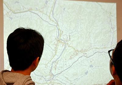 なんでもない地図を語る会 :: デイリーポータルZ