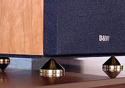 オーディオ用のインシュレーターって何で音が変わるの? : Sound Heaven ~イヤホンとかヘッドホンとか色々~