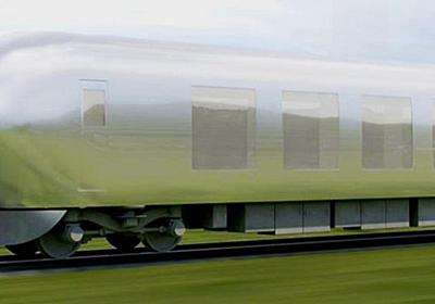 Japan's Invisible Train Should Be Running By 2018