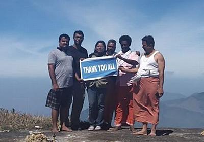 インドで昔から女人禁制とされてきた山に、初めて女性が登頂 | Switch news
