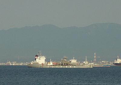 第一中央内航のセメント専用船函洋丸 - SHIPS OF THE PORT