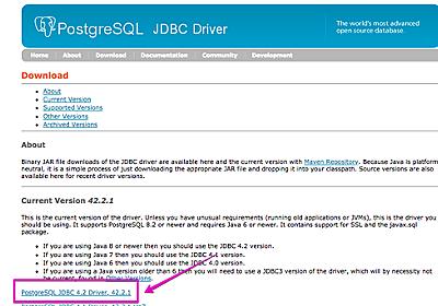 SQLクライアントはこれひとつでOK! あらゆるDBMSで使える「SQL Workbench/J」をデータ解析で活用しよう (1/3):CodeZine(コードジン)