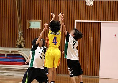 バスケ・ミニバス写真館97 一眼レフで撮影したバスケットボール試合の写真 - たまの休日