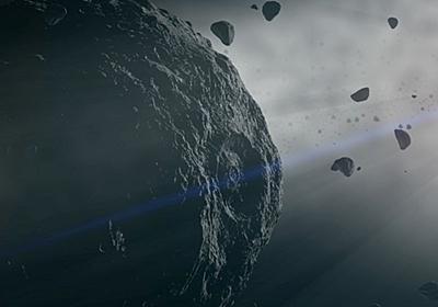 地球に衝突するかもしれない小惑星「ベンヌ」を探査機で調査すべき10の理由とは? - GIGAZINE