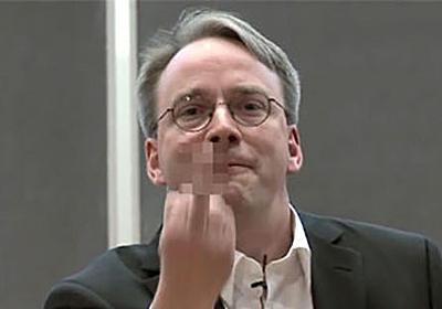 Linux生みの親リーナス・トーバルズが反ワクチン派の主張に激怒、「予防接種を受けろ。反ワクチンの嘘を信じるのは止めろ」 - GIGAZINE