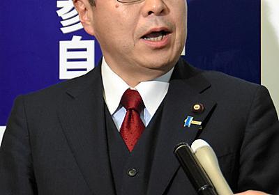 世耕氏、公務員定年延長「仕事があるなら若者採用を」:朝日新聞デジタル