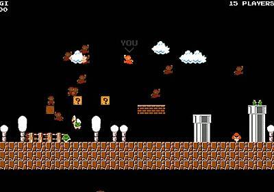 『マリオ』100人バトロワのファンメイドブラウザゲーム『Mario Royale』が公開―前代未聞のわちゃわちゃ感 | Game*Spark - 国内・海外ゲーム情報サイト