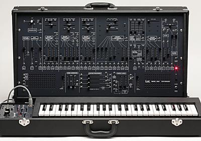 NAMM 2020: コルグ、シンセ史を代表する名機を復刻した「ARP 2600 FS」を発表…… 1回のみの生産/完全限定発売 - ICON