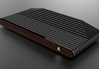 アタリ、最新ゲーム機「Ataribox」の写真を公開  - CNET Japan