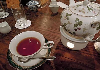 渋谷にある喫茶店 「茶亭 羽當(はとう)」で飲んだコーヒーと紅茶 - たかみめも