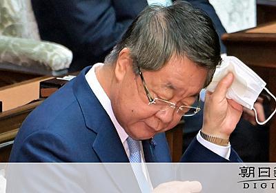 吉川元農水相が党役職を辞任 「しばらく治療に専念」:朝日新聞デジタル