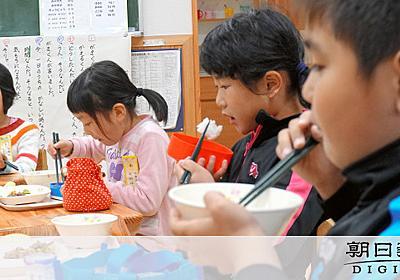 パン給食が消える? 業者は悲鳴「せめて週2回出して」:朝日新聞デジタル