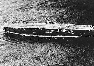 ミッドウェー沖海底に空母「赤城」発見される 「加賀」近傍に 米・アレン氏調査チーム   乗りものニュース
