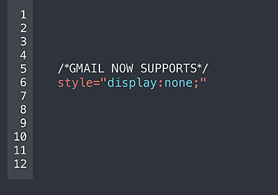 Gmail Now Supports display: none;: What It Means for Your Email Designs - Litmus