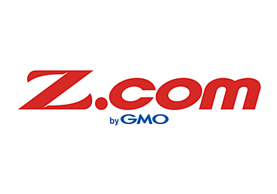 Top | GMOのグローバルブランド「Z.com」