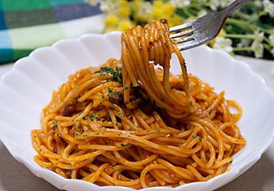 最高に簡単なスパゲティのゆで方が最高すぎた 鍋でお湯を沸かすのさえ面倒な人々への救世主レシピ - ねとらぼ