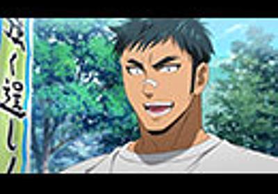 TVアニメ「火ノ丸相撲」 第二番「レスリングvs相撲」 - ニコニコ動画