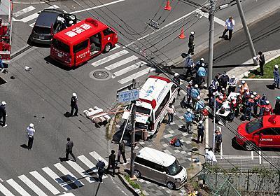 容疑者「前をよく見ていなかった」 大津の園児死亡事故 [子どもの交通事故を防ぐ]:朝日新聞デジタル