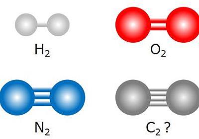 「C2」が合成された話 : 有機化学美術館・分館