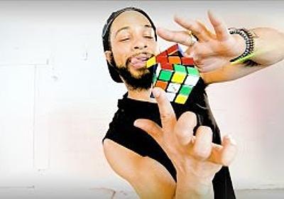 ルービック・キューブを解くまで待って! / Wait Until This Cube Solved!  With A Cube // Rubiks Cube - tokyocabin 東京キャビン, music video press