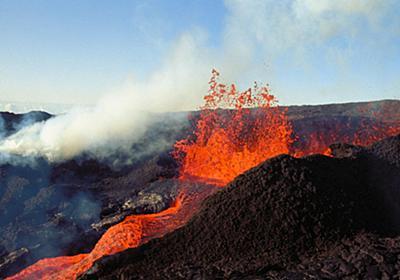 世界最大の火山が覆る、日本東方沖の「タム山塊」 | ナショナルジオグラフィック日本版サイト