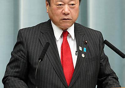 桜田五輪相の答弁、官邸が不安視 法案担当の変更を検討:朝日新聞デジタル
