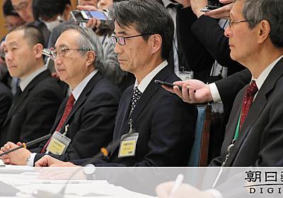「不要不急の外出は控えて」 政府、感染拡大防ぐため:朝日新聞デジタル