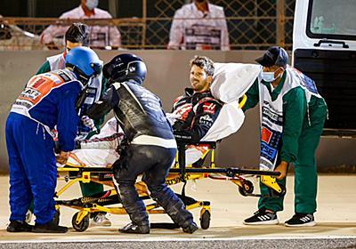 【F1チームの戦い方:小松礼雄コラム第17回】もしヘイローがなかったら……。間一髪での脱出は安全性向上の賜物   F1   autosport web