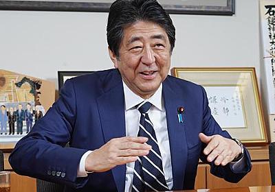 安倍前首相に独占インタビュー マリオ振り返る/中 - 東京オリンピック2020 : 日刊スポーツ