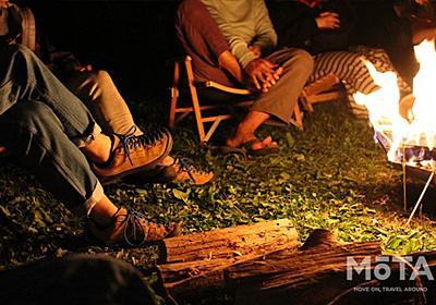 水で消しちゃダメ! キャンプ初心者に知って欲しい焚火と炭火の正しい処理とは?【アウトドア焚き火台】|コラム【MOTA】