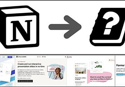 超万能!Notionをまったく別のツールに大変身させるWebサービスを厳選してみた! - paiza開発日誌