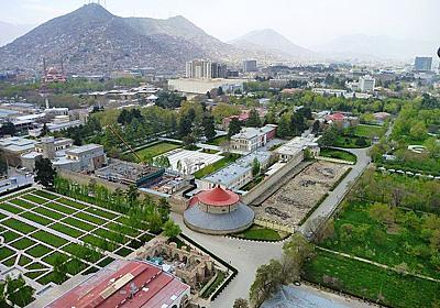 ピーター・ターチン「アフガニスタンの国家崩壊と、ガニ大統領の『国造りの書』」(2021年8月15日) — 経済学101