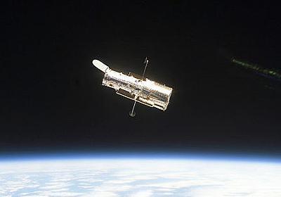 1カ月以上も故障状態だったハッブル宇宙望遠鏡が復活 - GIGAZINE